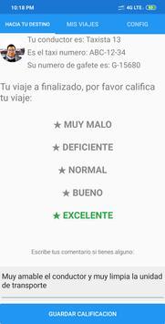 Taxi Central MX screenshot 3
