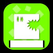 White Cube Rush icon