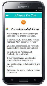 Proverbes du monde Ekran Görüntüsü 1