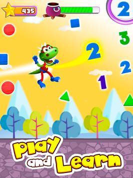 Preschool learning games for kids: shapes & colors screenshot 17