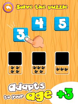 Preschool learning games for kids: shapes & colors screenshot 4