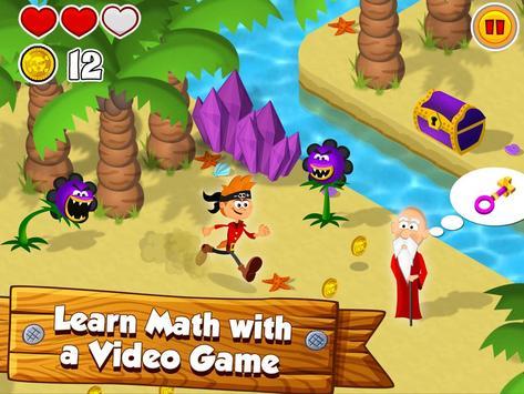Math Land: Addition Games for kids screenshot 1