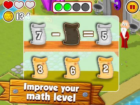 Math Land: Addition Games for kids screenshot 7
