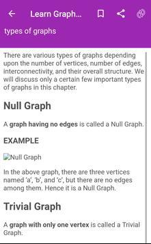 Learn Graph Theory screenshot 1
