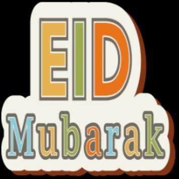 Eid Mubarak Stickers screenshot 4