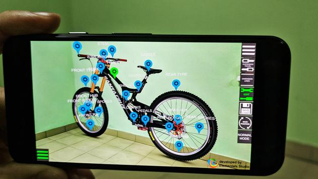 Bike 3D Configurator screenshot 4