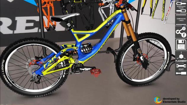 Bike 3D Configurator screenshot 7