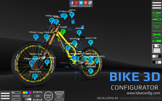 Bike 3D Configurator screenshot 8