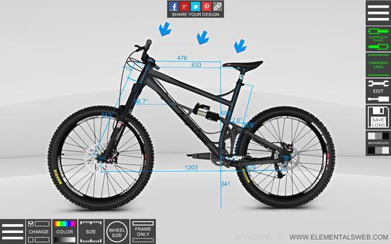 Bike 3D Configurator screenshot 11