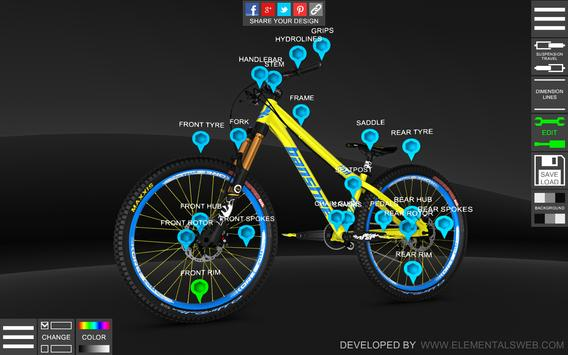 Bike 3D Configurator screenshot 14