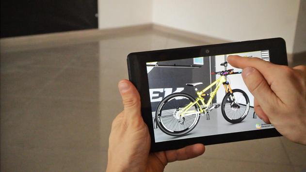 Bike 3D Configurator screenshot 1