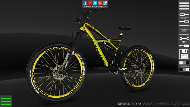 Bike 3D Configurator screenshot 2