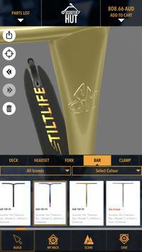 Scooter Hut 3D Custom Builder 截图 3