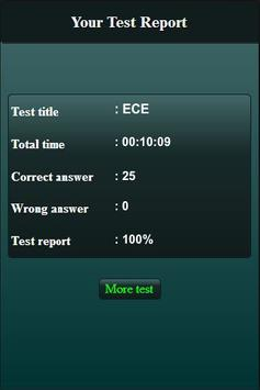 Electronics and Communication Quiz screenshot 4