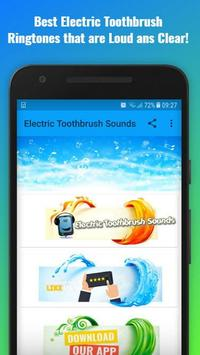 Electric Toothbrush Sounds poster