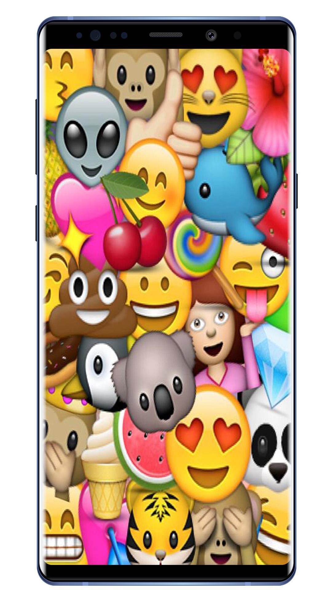 Emoji Wallpaper Cute Emoji Background For Android APK