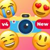 Emoji Photo Sticker Maker Pro V4 New أيقونة