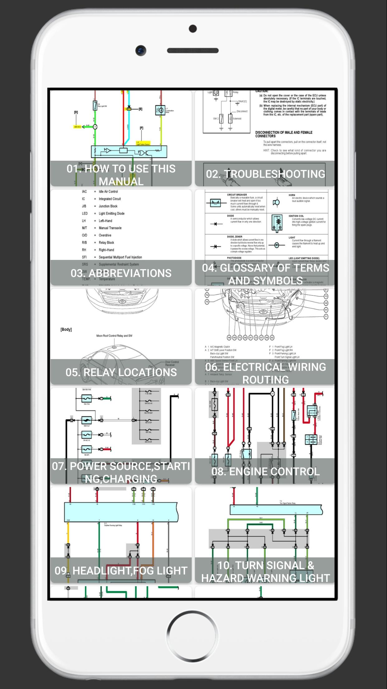 Toyota Wiring Diagrams Download from image.winudf.com