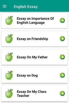 English Essay Nepal screenshot 4