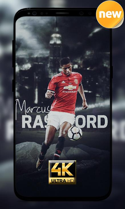 Marcus Rashford Wallpapers 4k Hd For Android Apk Download