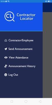 Contractor locator screenshot 4