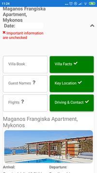 Eos Travel App poster