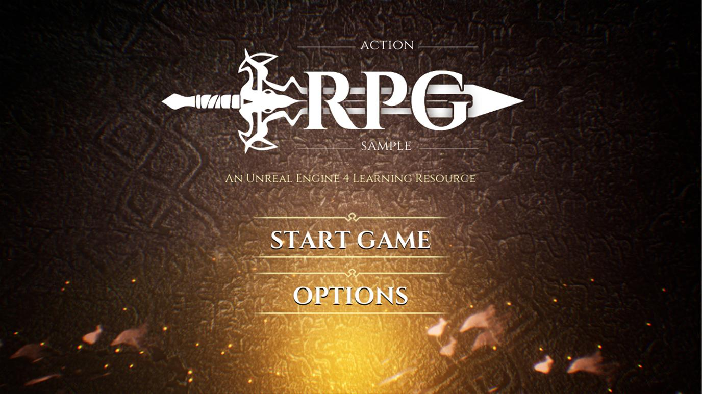 Action RPG Game Sample for Android - APK Download