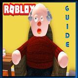 Escape Grandpa's house Simulator Obby Tips!