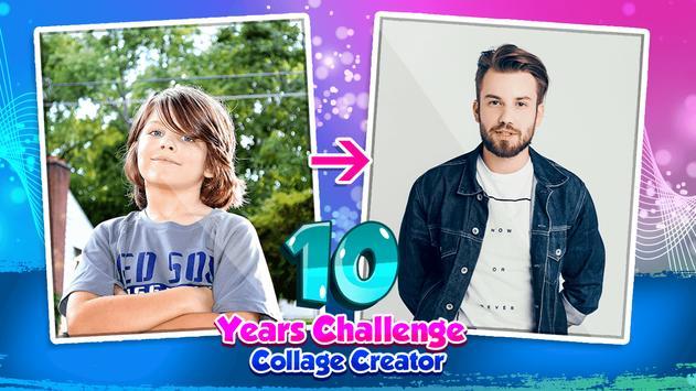10 Years Challenge Collage Creator screenshot 1