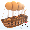 Sky Battleship - Total War of Ships アイコン