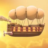 Sky Battleship - Total War of Ships أيقونة