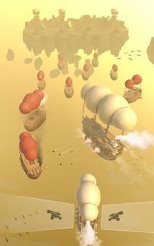 Sky Battleship - Total War of Ships الملصق