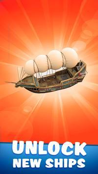Sky Battleship - Total War of Ships تصوير الشاشة 19