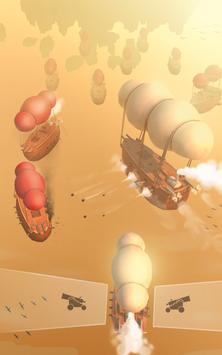 Sky Battleship - Total War of Ships تصوير الشاشة 7