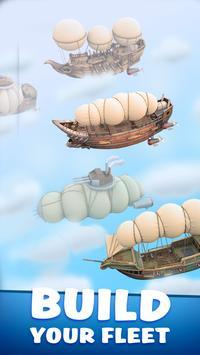 Sky Battleship - Total War of Ships تصوير الشاشة 8