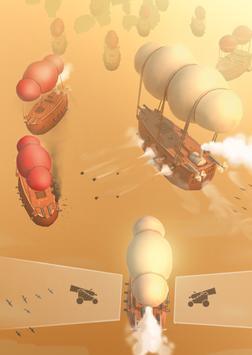 Sky Battleship - Тотальная война кораблей скриншот 7