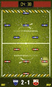 Poster Fussball Paranoia