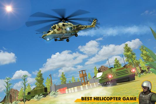 RC HELICOPTER REMOTE CONTROL SIMULATOR AR screenshot 1