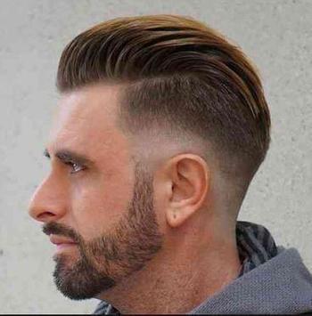 Cool Haircut Model poster