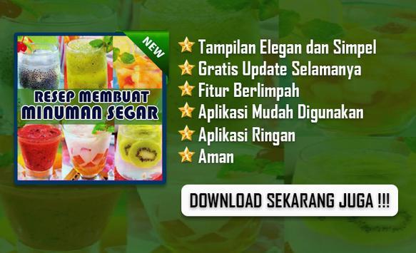 Resep Minuman Segar screenshot 6