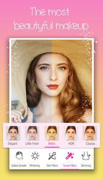 Your Face Makeup - Selfie Camera - Makeover Editor screenshot 2