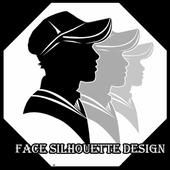 Face Silhouette Design icon