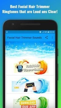 Facial Hair Trimmer Sounds poster