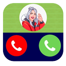 Fake call Billie Eilish Prank Pro APK