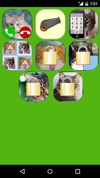 fake call cat 2 game screenshot 2