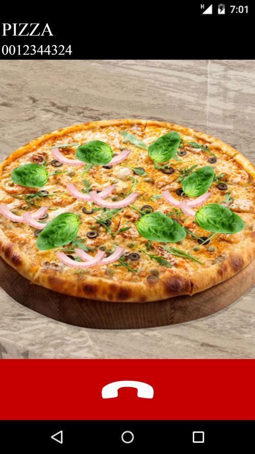 Вызов пиццы