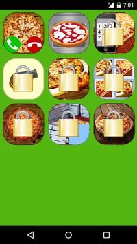 fake call pizza game screenshot 2