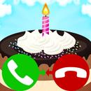 birthday call simulation game APK