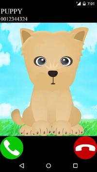 Puppy Call Simulation Game poster