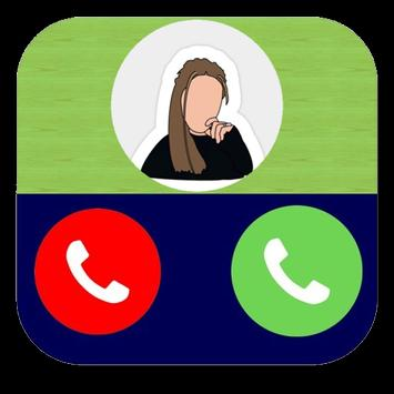 Fake call Addison Rae Prank Pro screenshot 7